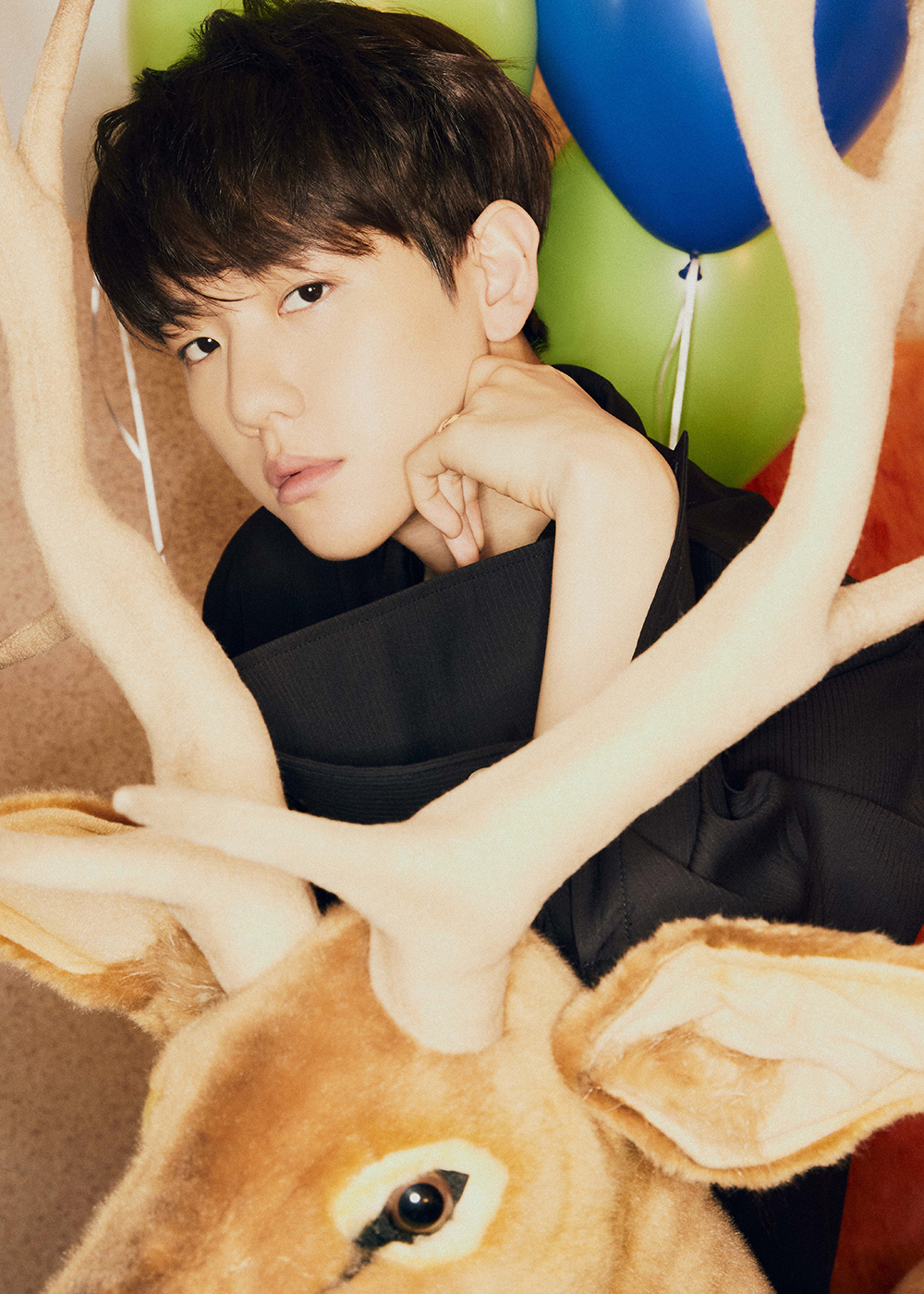 백현 세 번째 미니앨범 Bambi 이미지 2.jpg